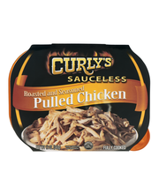 Curly's Sauceless Roasted and Seasoned Pulled Chicken 12 Oz P...