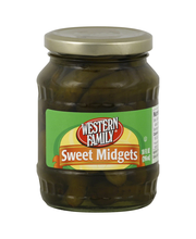 Pickles, Relish & Peppers