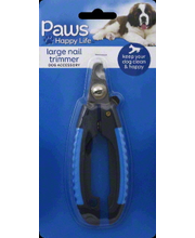 PAWS HAPPY LIFE NAIL TRIMMER LG