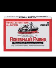 Fisherman's Friend Menthol Cough Suppressant Lozenges Origina...