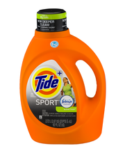 Tide® Plus Febreze™ Sport Active Fresh™ Odor Defense™ Deterge...
