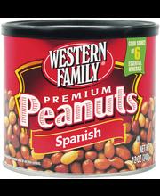 Wf Spanish Peanuts