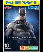 Kellogg's® Batman v Superman Dawn of Justice Assorted Fruit F...