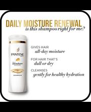 Pantene Pro-V DreamCare™ Daily Moisture Renewal Shampoo 1.7 f...