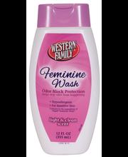 Wf Feminine Hygiene Wash 12 Oz