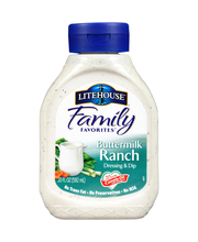 Litehouse® Family Favorites™ Buttermilk Ranch Dressing & Dip ...