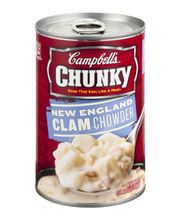 Campbell's® Chunky™ New England Clam Chowder, 18.8 oz.