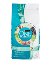 Purina ONE Sensitive Systems Adult Premium Cat Food 3.5 lb. Bag