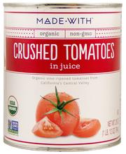 Madew Tomatoes Crushed Org