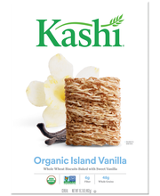 Kashi® Island Vanilla Cereal 16.3 oz. Box