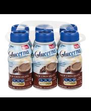 Glucerna® Shake Rich Chocolate 6-8 fl. oz. Bottles