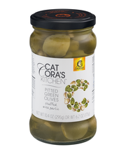 Cat Cora's Kitchen Pitted Green Olives Stuffed With Garlic