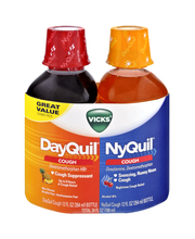 Vicks® DayQuil™ Soothing Tropical Blend & NyQuil™ Soothing Ch...