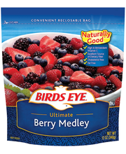 Birds Eye Ultimate Berry Medley 12 Oz Bag