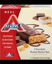 Atkins™ Chocolate Peanut Butter Meal Bars 5-2.1 oz. Bars