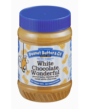 All Natural Peanut Butter & Co. White Chocolate Wonderful