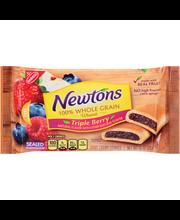 Nabisco 100% Whole Grain Triple Berry Newtons 10 oz. Pack