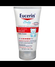 Eucerin® Baby Eczema Relief Body Creme 5 oz. Tube