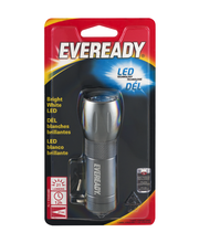 Eveready LED Technology Flash Light Bright White LED