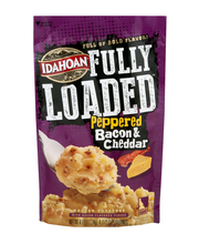 Idahoan® Fully Loaded™ Peppered Bacon & Cheddar Mashed Potato...