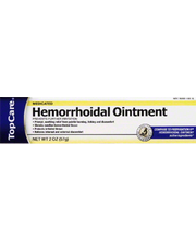 TOPCARE HEMORRHOIDAL OINT