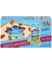 Blue Diamond® Lightly Salted Almonds 7-0.6 oz. Bags
