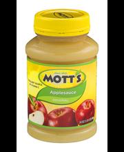 Mott's® Apple Applesauce 24 oz. Jar
