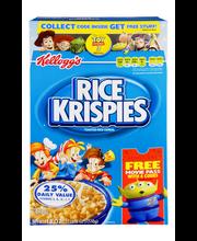 Kellogg's® Rice Krispies® Toasted Rice Cereal 18 oz. Box
