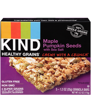 Kind Healthy Grains® Maple Pumpkin Seeds Granola Bars with Se...