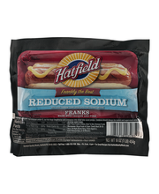 Hatfield Reduced Sodium Franks - 8 CT