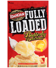 Idahoan® Fully Loaded™ Butterly Delicious Mashed Potatoes 4 o...