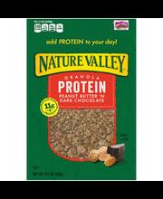 Nature Valley™ Peanut Butter 'n Dark Chocolate Protein Granol...