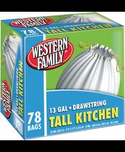 Wf Tall Kitchn Garbage Bags