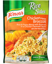 Knorr® Rice Sides™ Chicken Flavor Broccoli 5.5 oz. Pouch
