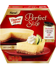 Duncan Hines® Perfect Size™ Key Lime Filling & Graham Cracker...