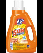 Sun® Triple Clean Summer Escape™ Detergent 45.4 fl. oz. Plast...