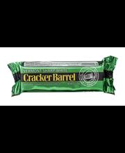 Cracker Barrel Vermont Sharp-White Cheddar Cheese 8 oz. Brick