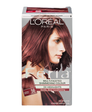 Feria Multi-Faceted Shimmering Colour Auburn Brown 56 Hair Co...