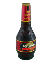 Regina Fine Red Wine Vinegar 12 Oz Glass Bottle