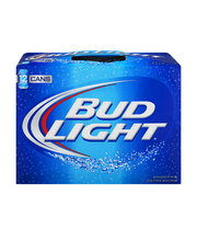 Bud Light® Beer 12-12 fl. oz. Cans