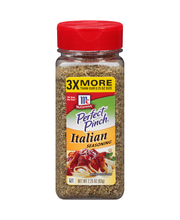 McCormick® Perfect Pinch® Italian Seasoning 2.25 oz. Shaker