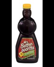 Mrs. Butterworth's Lite  Syrup 24 Fl Oz Plastic Bottle