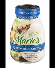 Marie's® Chunky Blue Cheese Dressing + Dip 25 fl. oz. Jar