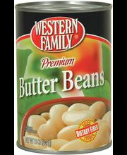 Wf Lrg Butter Lima Beans