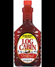 Log Cabin Original (0 430390 7) Syrup 36 Fl Oz Squeeze Bottle