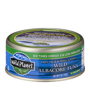 Wild Planet Wild Albacore Tuna No Salt Added