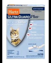 Hartz Ultra Guard Plus Flea & Tick Collar for Cats and Kittens