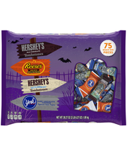 Hershey's Snack Size Assorted Candy 38.27 oz. Bag