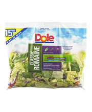 Dole Shredded Lettuce Classic Romaine