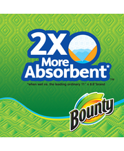 Bounty® Select-a-Size Paper Towels 8 Giant Roll Pack